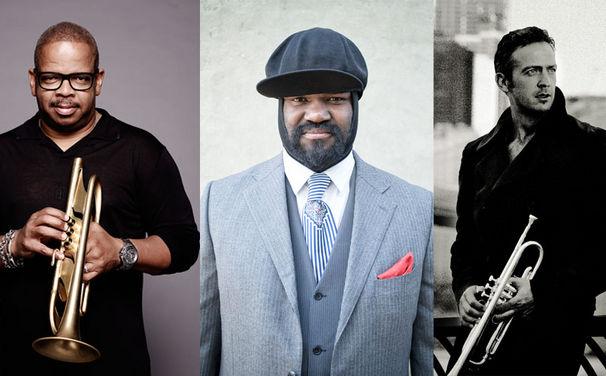 Gregory Porter, Gregory Porter, Till Brönner und Terence Blanchard erhalten ECHO Jazz Awards