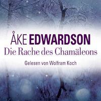 Ake Edwardson, Die Rache des Chamäleons (Krimi-Bestseller)
