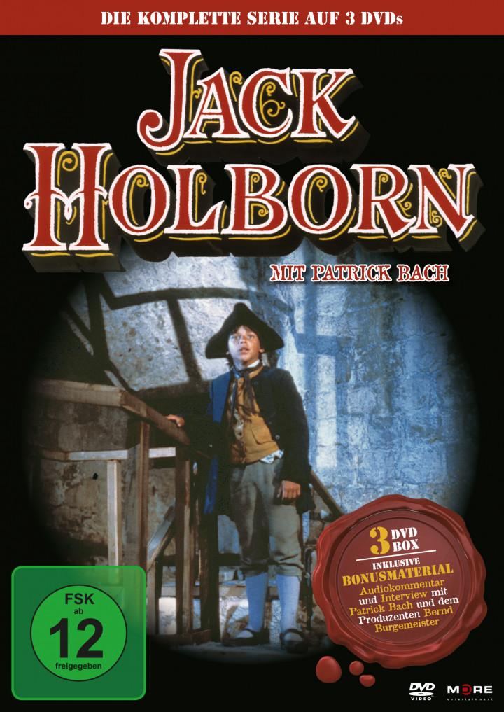 Jack Holborn - Softbox
