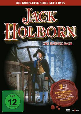Jack Holborn, Jack Holborn - Die komplette Serie (Softbox), 04032989603763