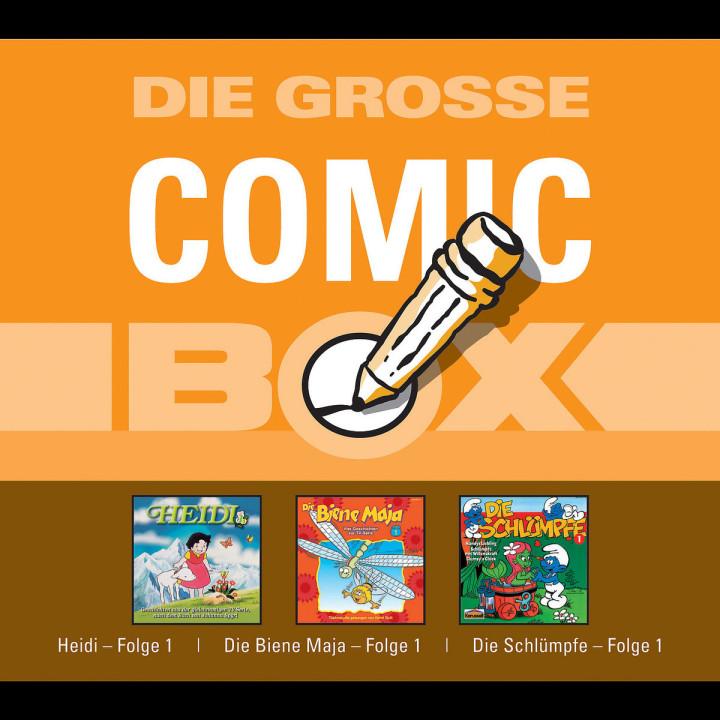 Die große Comic-Box