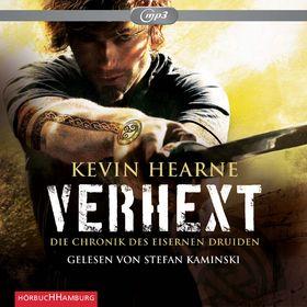 Kevin Hearne, Verhext - Die Chronik des Eisernen Druiden 2, 09783899038668