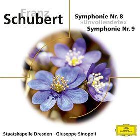 eloquence, Schubert: Sinfonien Nr. 8 & 9, 00028947932369