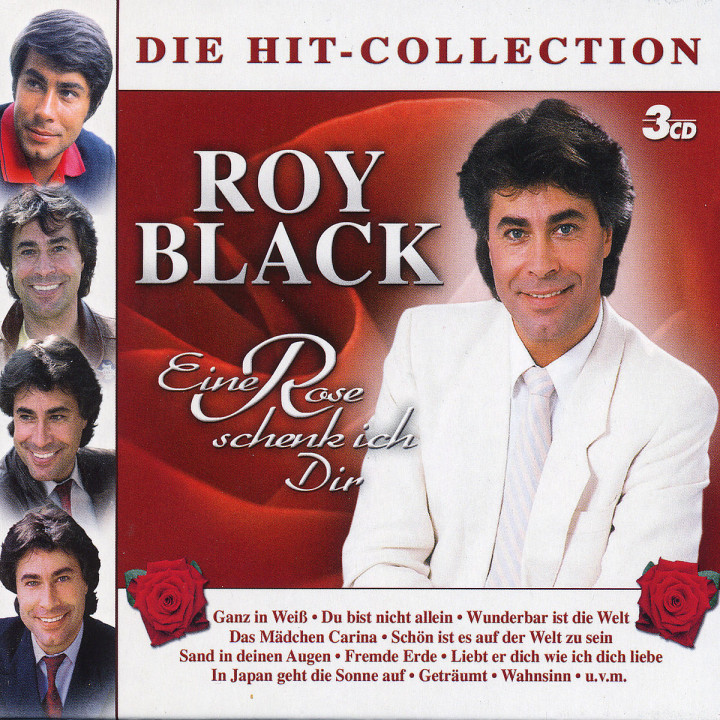 Eine Rose schenk ich Dir - Die Hit-Collection