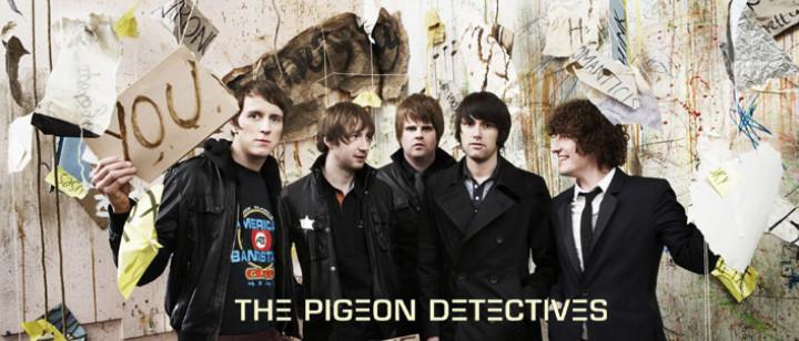 Pigeon Detectives Eyecatcher 2008