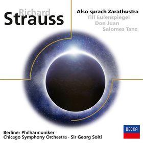 eloquence, Strauss: Also sprach Zarathustra, Op.30, 00028948204526