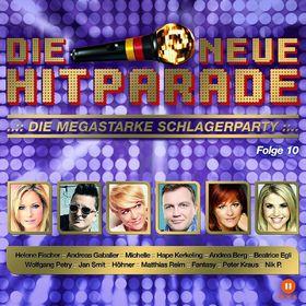 Die Neue Hitparade, Die neue Hitparade Folge 10, 00600753513408