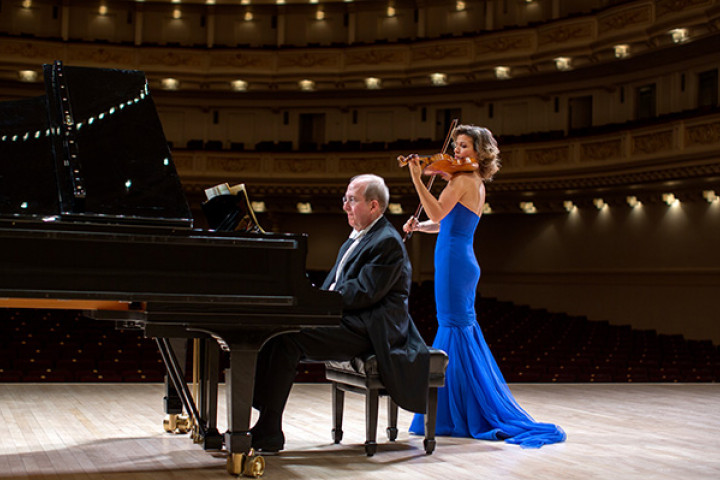 Lambert Orkis, Anne-Sophie Mutter