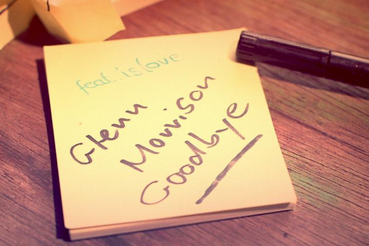 Glenn Morrison - Pressebild 2 - 2014