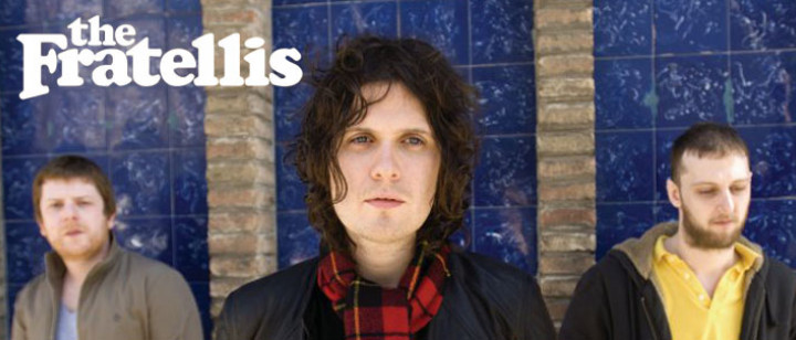 The Fratellis Header