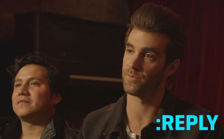 Oh, What A Life (Interview Vevo Ask:Reply)