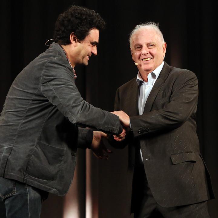 Rolando Villazón, Daniel Barenboim