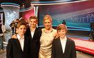 Die Chorjungen, Muttertags-Ständchen – Die Chorjungen in der MDR-Muttertags-Show mit Stefanie Hertel