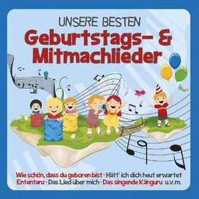 Familie Sonntag, Unsere besten Geburtstags- und Mitmachlieder, 00602537851447