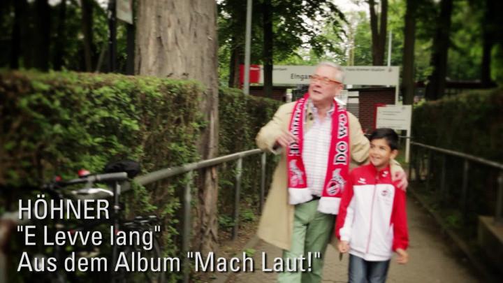 Höhner - E Levve lang [1.FC Köln Version]