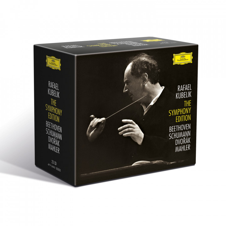 RAFAEL KUBELIK - The Symphony Edition