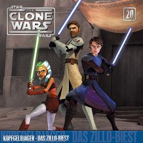 The Clone Wars, 20: Kopfgeldjäger / Das Zillo-Biest, 00602537163786