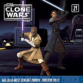 The Clone Wars, 21: Das Zillo-Biest schlägt zurück/ Tödliche Falle, 00602537163809