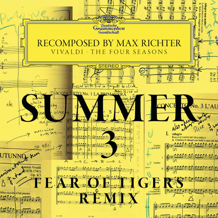 Summer 3 - Recomposed By Max Richter - Vivaldi: The Four Seasons
