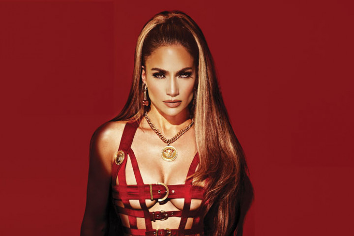 Jennifer Lopez J Lo AKA Album Cover