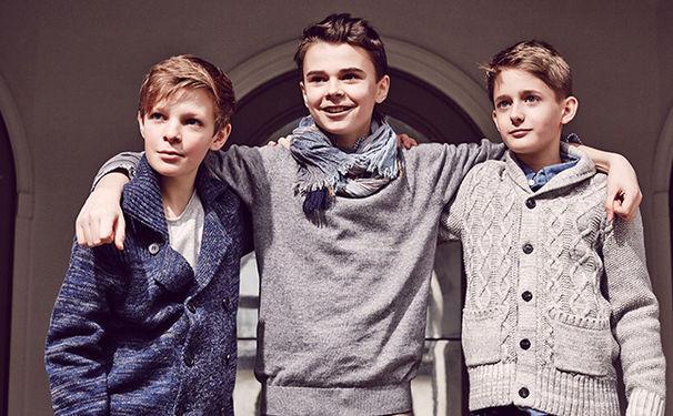 Die Chorjungen, Das Debütalbum Die Chorjungen ist da: Hier das neuste Video ansehen