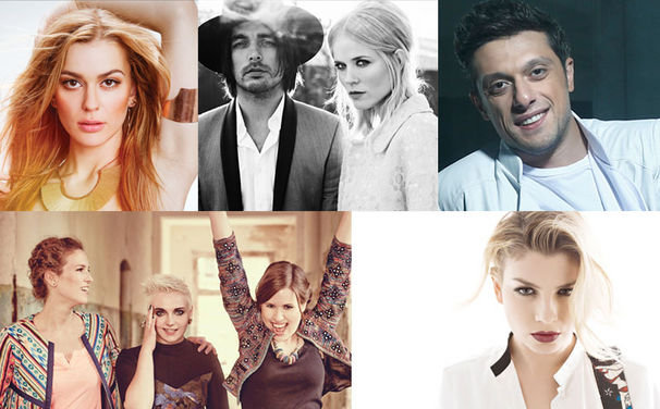 Eurovision Song Contest, Das war der Eurovision Song Contest 2014 in Kopenhagen: mit Elaiza, The Common Linnets, Aram MP3 und Co.