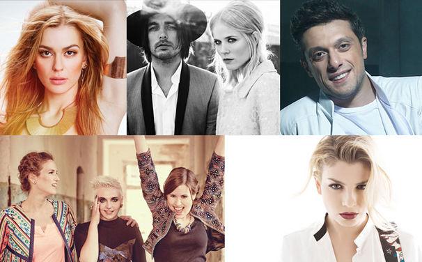 Eurovision Song Contest, 10. Mai 2014 ab 21 Uhr: Eurovision Song Contest mit Elaiza, Aram MP3 und Co. live aus Kopenhagen