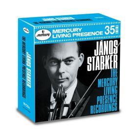 Mercury Living Presence, János Starker - The Mercury Recordings, 00028947867548