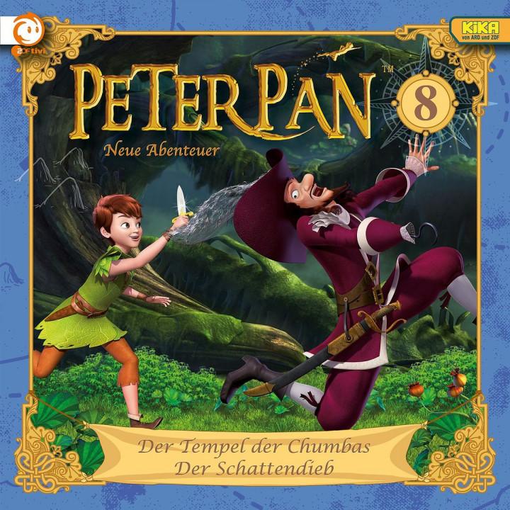 Peter Pan Folge 8