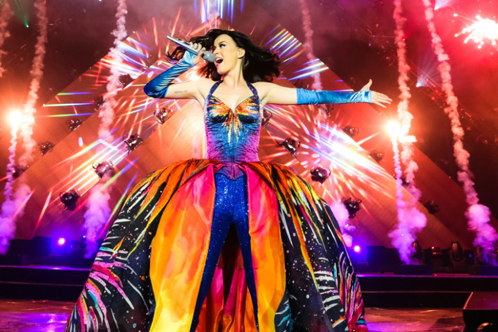 Katy Perry The Prismatic World Tour 2014