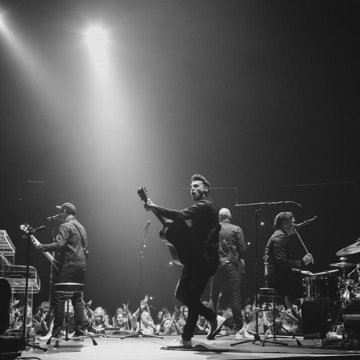 Hedley Live 8