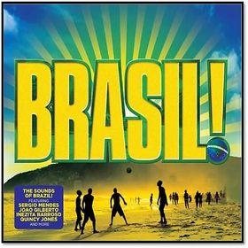 Various Artists, Brasil!, 00600753515020