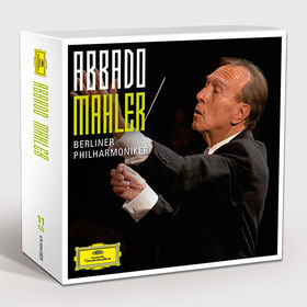 Claudio Abbado, Abbado - Mahler, 00028947932048