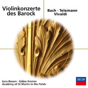eloquence, Violinkonzerte des Barock, 00028948204427