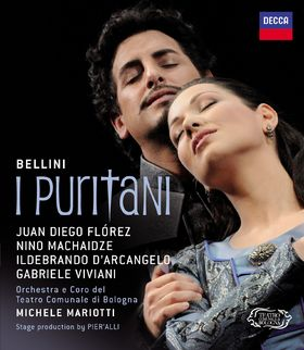 Juan Diego Flórez, Bellini: I Puritani, 00044007433508