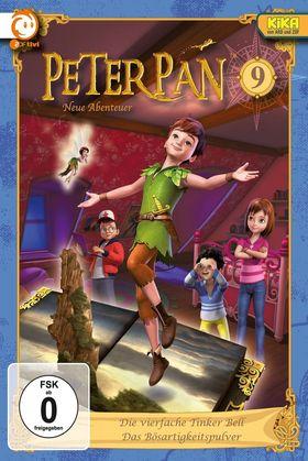 Peter Pan, 09: Die vierfache Tinker Bell / Das Bösartigkeitspulver, 00602537390953