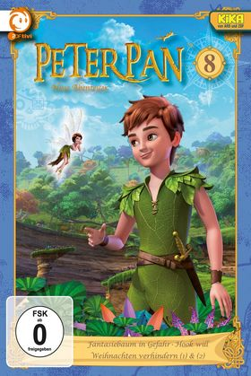 Peter Pan, 08: Fantasiebaum in Gefahr / Der entführte Weihnachtsmann / Weihnachten ist gerettet, 00602537390946