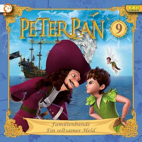Peter Pan, 09: Familienbande / Ein seltsamer Held, 00602537390762