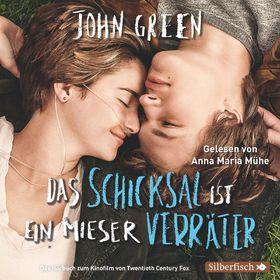 John Green, Das Schicksal ist ein mieser Verräter (Filmausgabe), 09783867428743