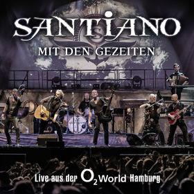Santiano, Mit den Gezeiten - Live aus der o2 World Hamburg, 00602537789092