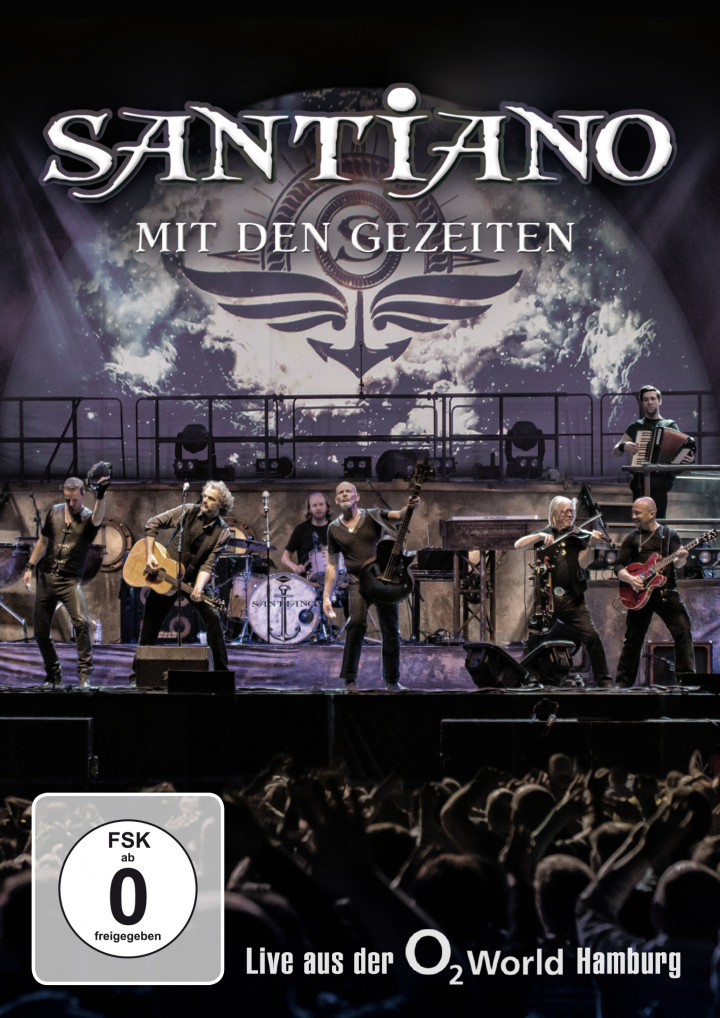santiano live dvd