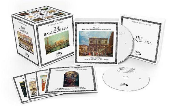 Box-Sets und Editionen, Musikalische Bildungsreise ins Barock