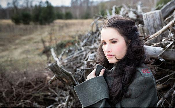 Anna Prohaska, Anna Prohaska stellte ihr neues Projekt Behind The Lines auf Arte vor