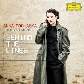 Anna Prohaska, Behind The Lines, 00028947924722