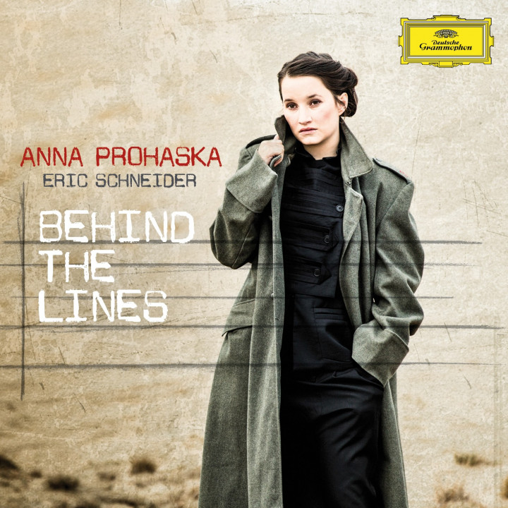 Behind the lines Anna Prohaska