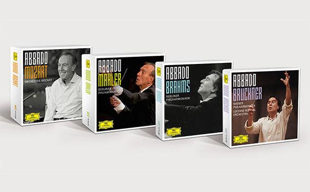 Claudio Abbado, Maestro Abbados sinfonische Schatzkisten