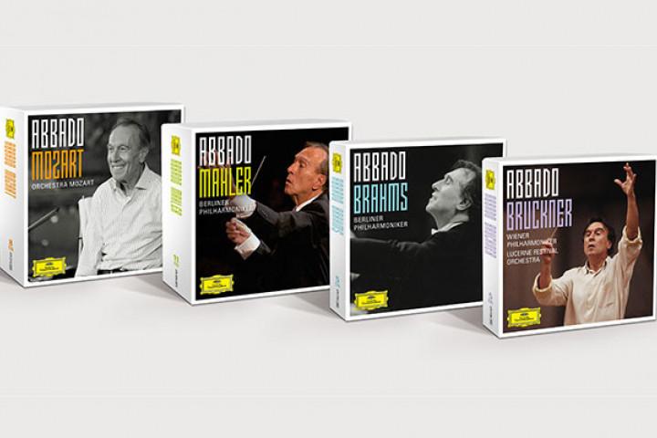 Claudio Abbado: Mozart, Mahler, Brahms, Bruckner