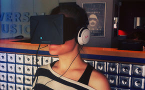Mando Diao, Mando Diao präsentieren 3D Aelita Artwork mit neuer Cyberbrille von Oculus
