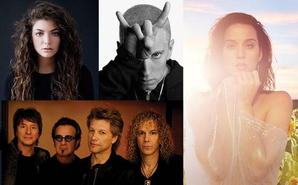 Katy Perry, Billboard Award 2014: Diese Universal-Künstler haben abgeräumt