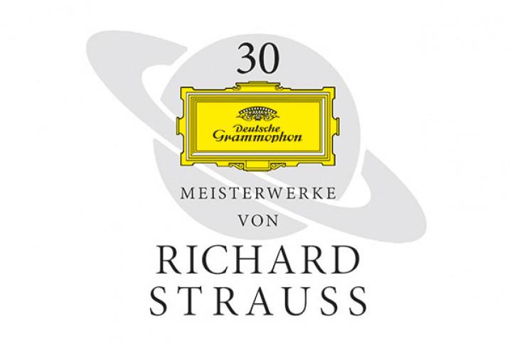 30 Meisterwerke von Richard Strauss